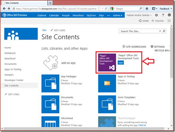 Desenvolvendo Apps Online para o SharePoint 2013 (4/6)