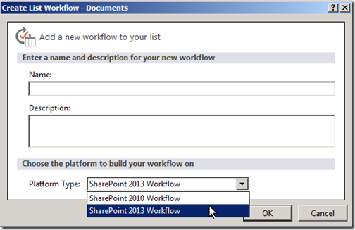 Configurando o SharePoint 2013 para Hospedar Workflows com o Novo Engine (2/6)
